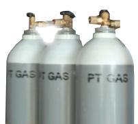 Fľaše PTGas